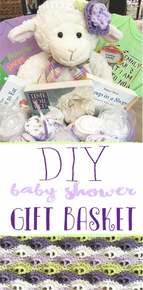 Diy Baby Shower Gift Basket A Gypsy Life For Me
