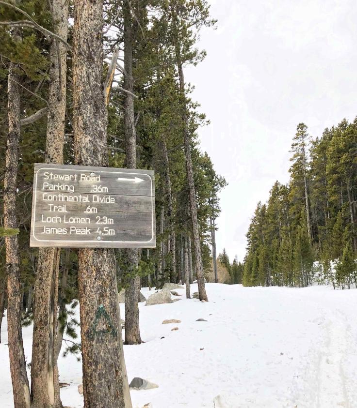 01 Trail Head