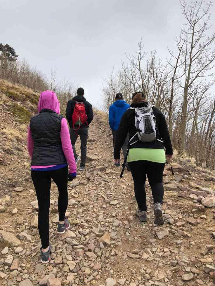 03 Rocky Trail