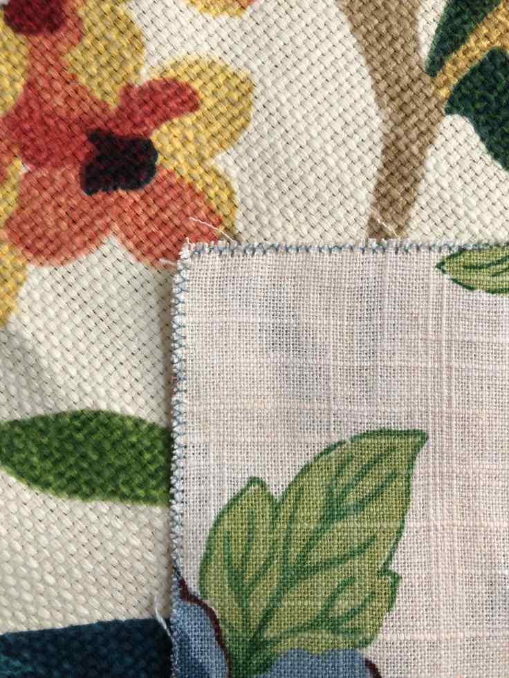 06 Edged Fabric