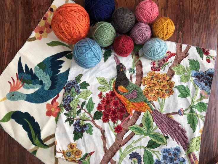 07 fabric and yarn