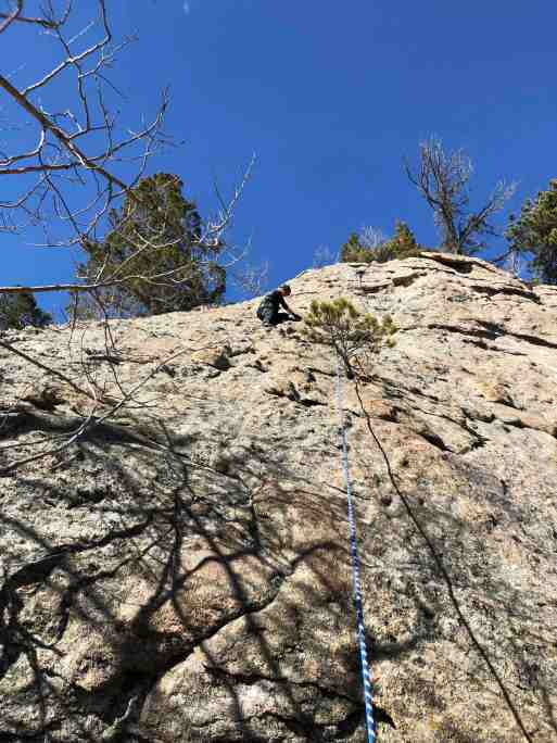 12 M'Lyn Climbing