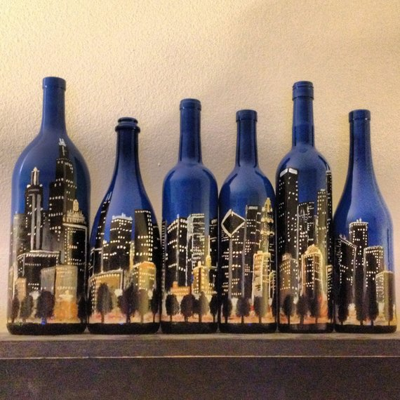 Chicago Bottles