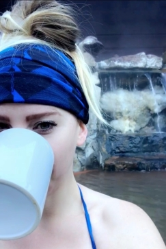 Hot Springs and Coffee