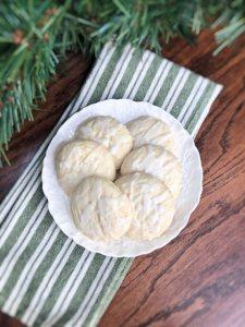 01 Lemon Drizzle Cookie
