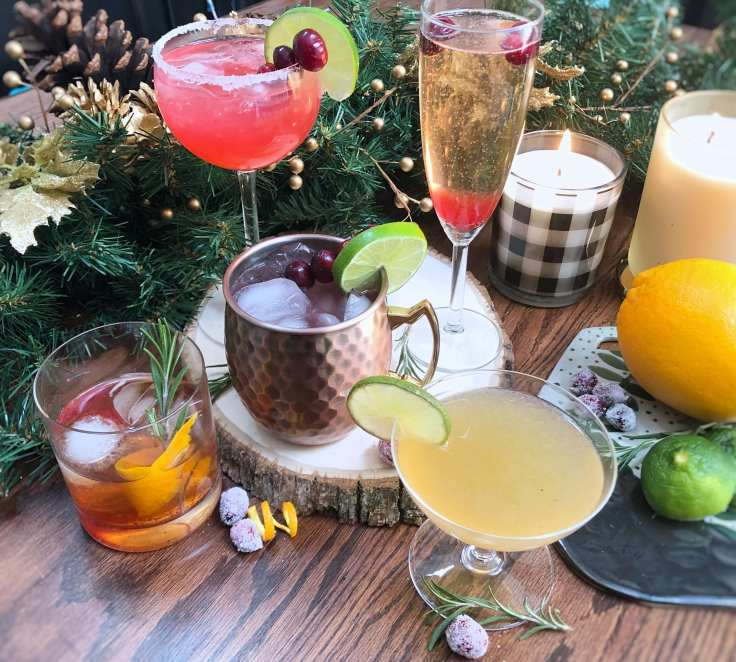 All Holiday Drinks 1