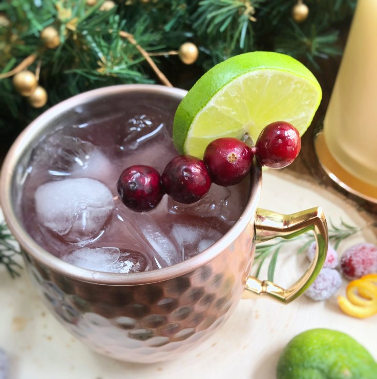Cranberry Mule 2