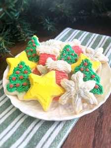 Thousand Dollar Sugar Cookies 1