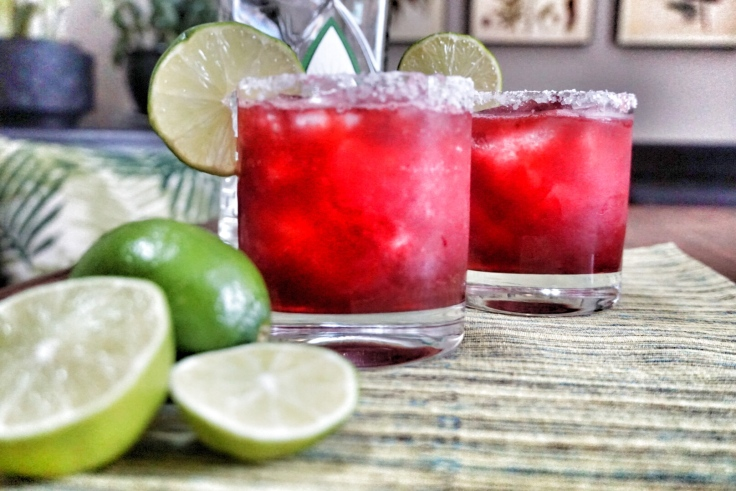 Spicy Blackberry Margarita 3