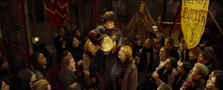 Harry Potter Triwizard Tournamet Golden Egg